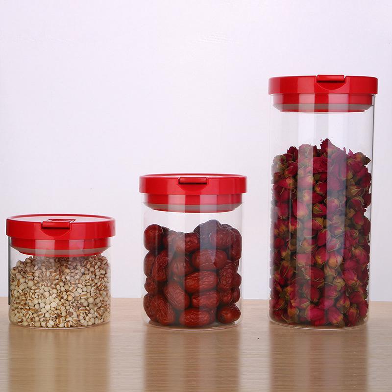 中山玻璃密封罐